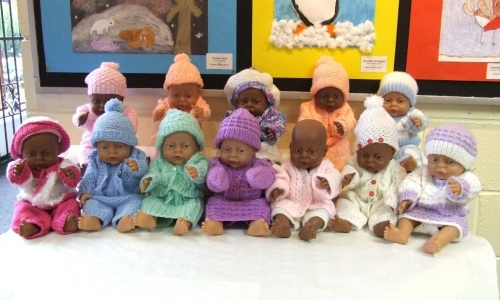 BEST DRESSED DOLLS