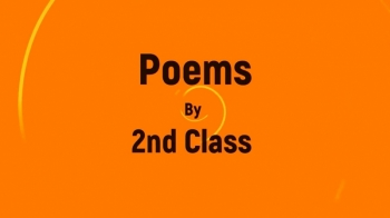 Poetry Video from 2nd Class